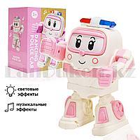 Игрушка робот Поли робокар танцующий Эмбер NO.668A