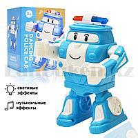 Игрушка робот Поли робокар танцующий Поли NO.668A