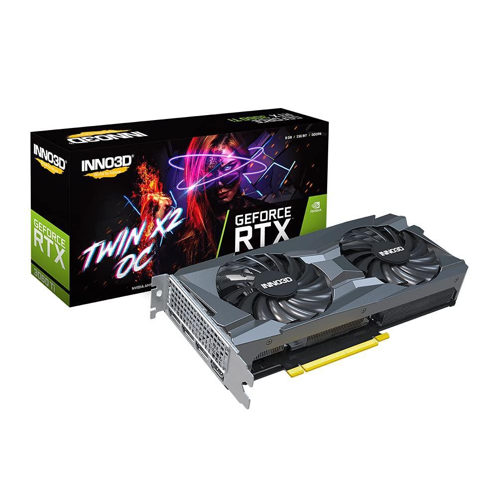 Видеокарта  Inno3D  RTX 3060 Ti  8G