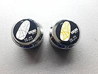 Гель краска паутинка для дизайна ногтей золото и серебро 8 г ZyzC-Nail