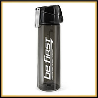 Be First Бутылка для воды 600мл (черная)