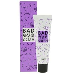 Крем для лица и кожи вокруг глаз A'Pieu Bad Eye Cream For Face