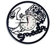 Настенные часы Губка Боб Квадратные Штаны SpongeBob SquarePants, подарок фанатам, любителям, 2728