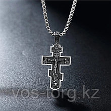 """Кулон-крестик  """"Крест православный"""""""