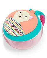 """Детский контейнер - перекус """"Лама"""" 220 мл (Skip Hop, США)"""
