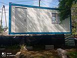 Дом Вагончик из 3-х Блоков, фото 4