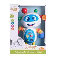 """Музыкальная игрушка """"Робот Hoopy"""" Happy Snail"""