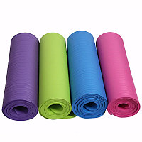 Коврик для фитнеса и йоги friendly 8мм