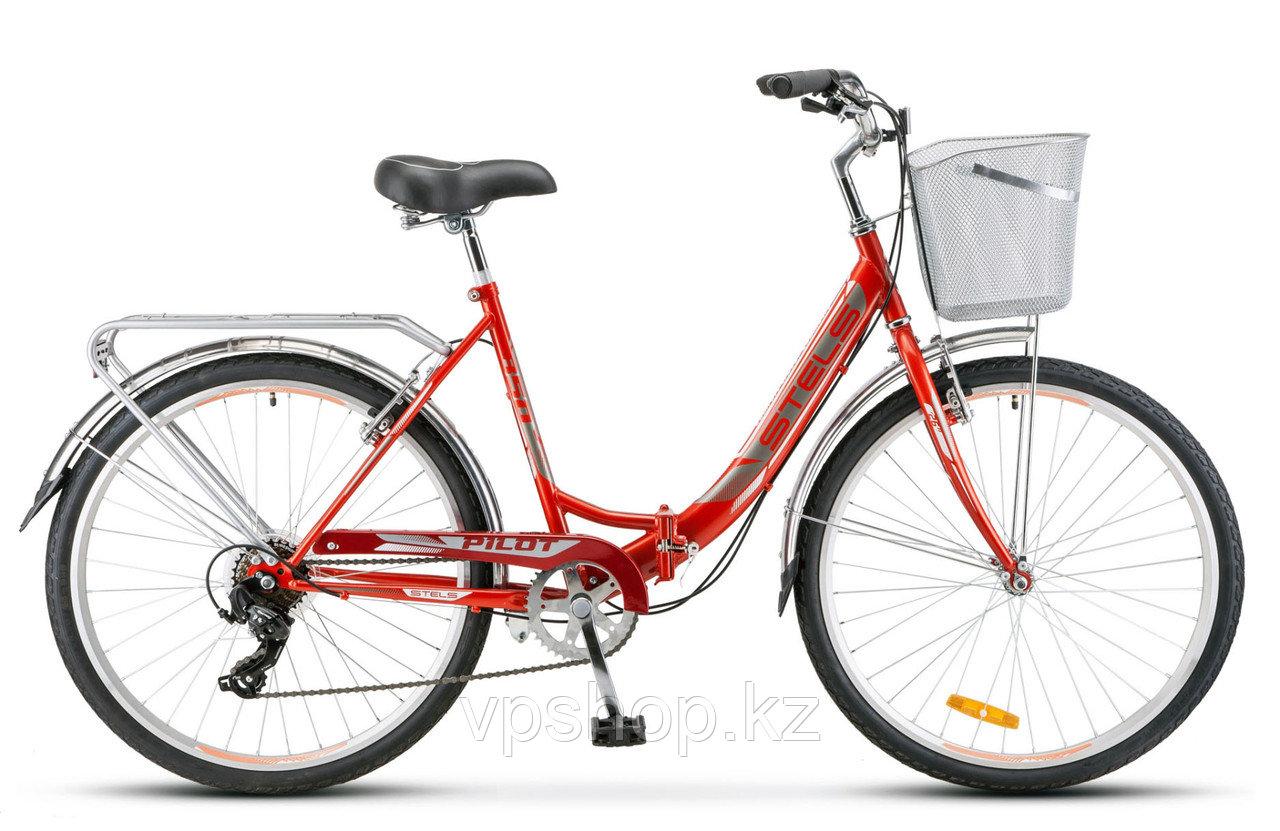Скоростной велосипед Stels Pilot 850