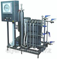 Комплект оборудования для пастеризации (проточный пастеризатор-охладитель молока) ИПКС-013-1000