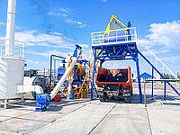 Наш «малыш» — мобильный асфальтовый завод МАЗ-20 начал свою работу в городе Радужный!