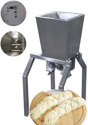 Машина нитеформующая автономная с загрузочной воронкой (сыр «Чечил», «Косичка»), произв. 100 кг/ч