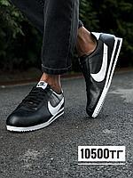 Кроссовки Nike Cortez чвбн бел лого