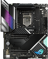Сист. плата ASUS ROG MAXIMUS XII APEX, Z490, 1200, 2xDIMM DDR4, 2xPCI-E x16, PCI-Ex4, PCI-Ex1, M.2, 6xSATA,