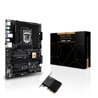 Сист. плата ASUSPROART Z490-CREATOR 10G, Z490, 1200, 4xDIMM DDR4, 3xPCI-E x16, 1xPCI-E x1, 2xM2, 6xSATA,
