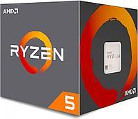 Процессор AMD Ryzen 5 2600 3400 МГц AM4 Box