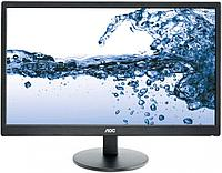 Монитор AOC 21.5 1920x1080 D-Sub HDMI Черный (E2270SWHN)