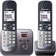 Panasonic Телефон беспроводной Panasonic KX-TG6822RUM