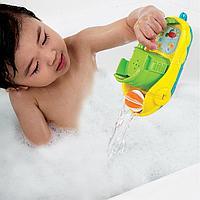 """Игрушка для ванны """"Весёлая лодочка"""" 12+ (Munchkin, США)"""