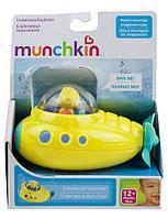 """Игрушка для ванны """"Подводная лодка"""" 12+ (Munchkin, США)"""