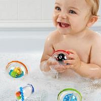 """Игрушка для ванны """"Пузыри-поплавки 2 шт."""" 4+ (Munchkin, США)"""