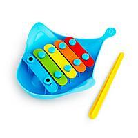"""Игрушка для ванны """"Ксилофон"""" 12+ (Munchkin, США)"""