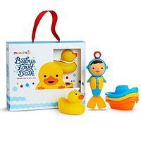 """Набор """"Первые игрушки для ванной"""" First Bath 0+ (Munchkin, США)"""