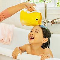 "Кувшин для мытья волос ""Утенок"" 6+ (Munchkin, США)"