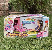 Кемпинг мобиль с Барби