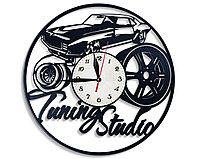 Настенные часы Автотюнинг Тюнинг авто, подарок фанатам, любителям, 2758