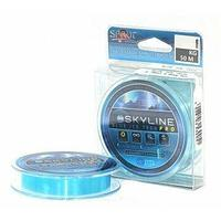 "Леска Зимняя ""Sprut"" SKYLINE Fluorocarbon Composition IceTech PRO (Blue/0,255mm/7,25kg/50m) tr-222478"
