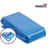Тент универсальный 4*6 60гр blue helios (hs-bl-4*6-60g) tr-120149