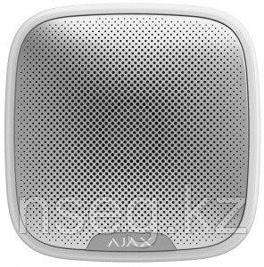 Ajax StreetSiren (white) Беспроводная уличная сирена