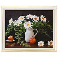 Картина Ромашки 1178 20х25 см