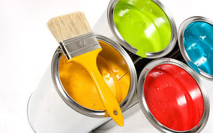 Краска и грунт