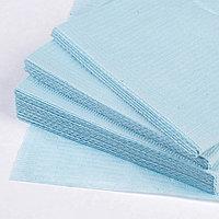 Салфетки ламинированные стоматологические, косметологические, 33х50 см (комплект из 500 шт.)