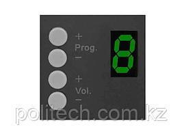 AUDAC Настенная панель управления для MTX MWX45/B
