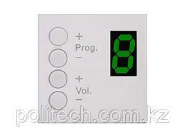 AUDAC Настенная панель управления для MTX MWX45/W