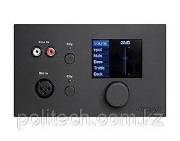 AUDAC Настенная панель управления для MTX MWX65/W