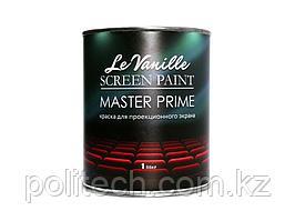 Le Vanille Screen Проекционная краска MASTER PRIME 1 L