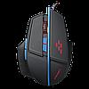 Мышь USB, Игровая Crown CMG-02 Black-Blue (Crown CMG-02)