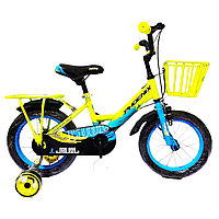 Велосипед GFSPORT-459-14р детский