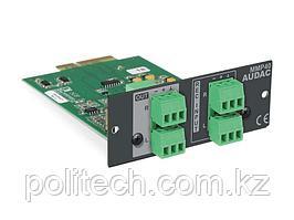 AUDAC Модуль расширения MMP40
