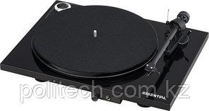 PRO-JECT Проигрыватель пластинок Essential III HP OM10 ЧЕРНЫЙ ЛАК EAN:9120097820358
