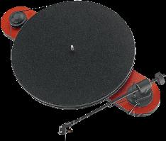 PRO-JECT Проигрыватель пластинок RPM1 Carbon 2M Red КРАСНЫЙ EAN:9120050435391