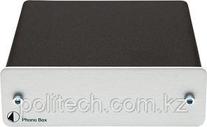 PRO-JECT Фонокорректор Phono Box DC СЕРЕБРО EAN:9120035827227