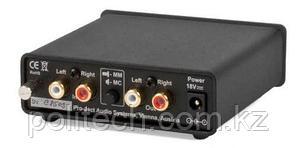 PRO-JECT Фонокорректор Phono Box DS+ ЧЕРНЫЙ EAN:9120050437791