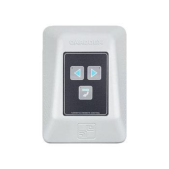 Пульт управления турникетом Carddex TA-03, управление планками антипаника