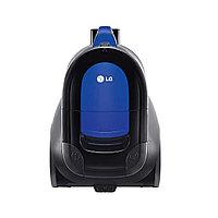 Пылесос LG VK69662N - 350 аВт, Simple Bin,с контейнером для сбора пыли, щетка пол/ковер(белый-черный)