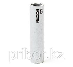 """23774 Proxxon Удлиненная головка на 1/4"""", 8 мм"""